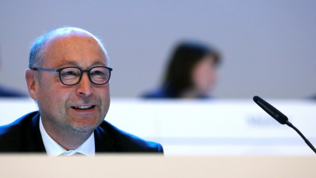 FILE PHOTO: German real estate company Vonovia annual general meeting in Bochum