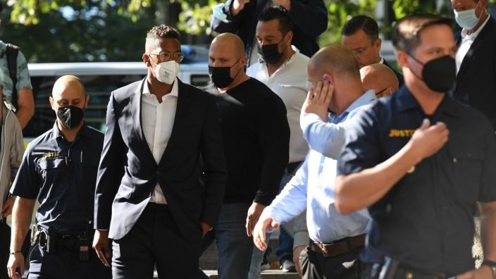 Prozessbeginn wegen Körperverletzung gegen Fußballer Boateng
