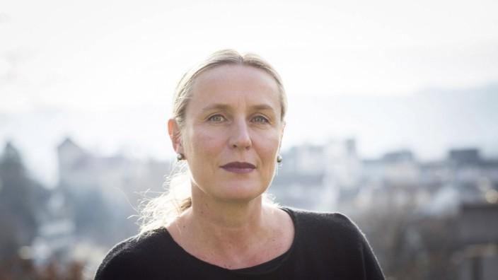 IRIS BOHNET IN ZUERICH Prof. Dr. Iris Bohnet, Verhaltensökonomin an der Universtität Luzern und Verwaltungsratsmitglied