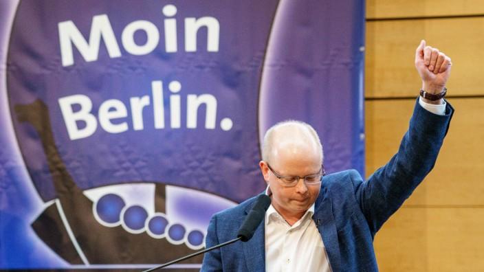 Stefan Seidler kandidiert auf Listenplatz 1 des Südschleswigschen Wählerverbands (SSW).
