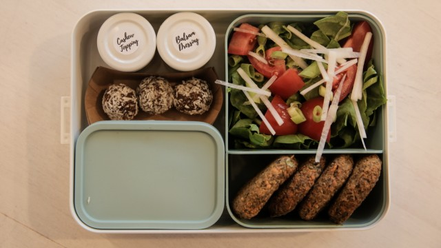 Foodserie - Vegan Lunch Date