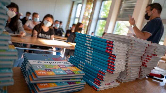 Erster Schultag nach den Sommerferien in Bayern