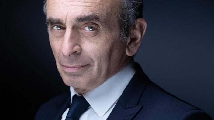 Frankreich: Er hat aus politischen Debatten einen Kampfsport gemacht: Der Journalist und Autor Éric Zemmour.