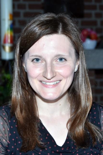 Besondere Ambitionen: Simone Ketterl (Linke).