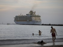 Royal Caribbean Conducts Test Cruise Of Its Freedom of the Seas Ship, As Cruise Industry Prepares To Restart