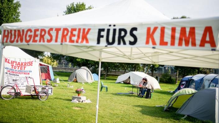 Hungerstreik für den Klimaschutz