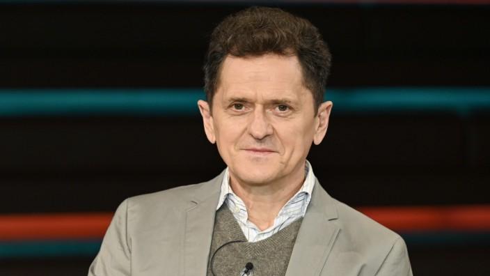 Klaus Stöhr (Epidemiologe) 10/20 her Klaus Stöhr am 29. Oktober 2020 in Markus Lanz , ZDF TV Fernsehen Talkshow Talk Sho