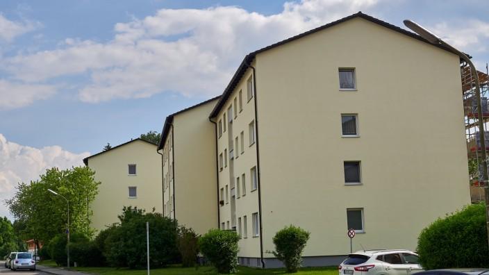 Schlossstrasse Grafing Siedlung