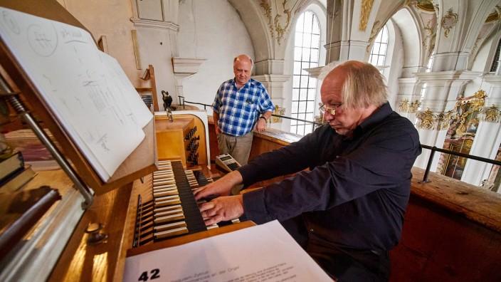 42 - Revolutions-Requiem-Zyklus Orgel Peter Kees