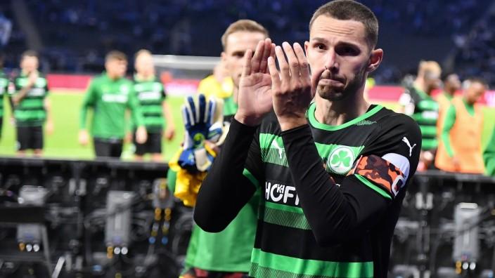 17.09.2021 - Fussball - Saison 2021 2022 - 1. Fussball - Bundesliga - 05. Spieltag: Hertha BSC Berlin - SpVgg Greuther