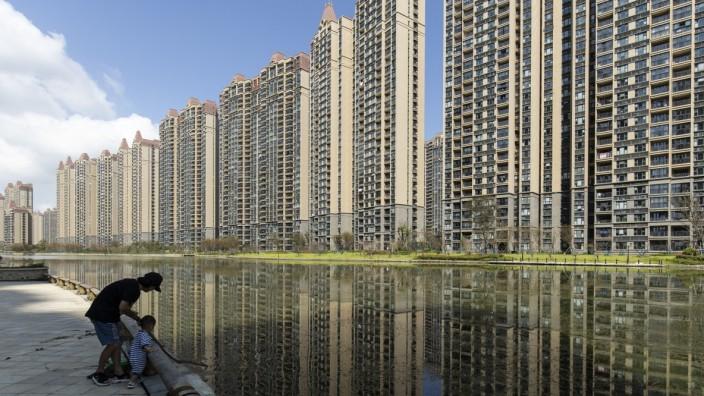 China Evergrande Group's Sea Venice Development