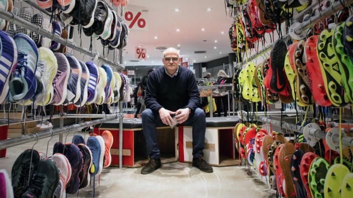 Steffen Sigg, #RedenwirüberGeld mit dem Räumungsverkäufer Steffen Sigg