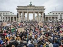 Klimaprotest von Fridyas for Future