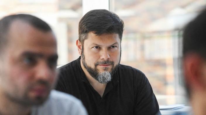 Berlin: Ender Çetin, Imam in Berlin-Plötzensee, hier bei seiner Ausbildung am Islamkolleg Deutschland in Osnabrück.