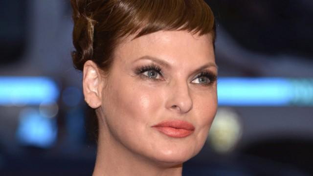 Model Linda Evangelista