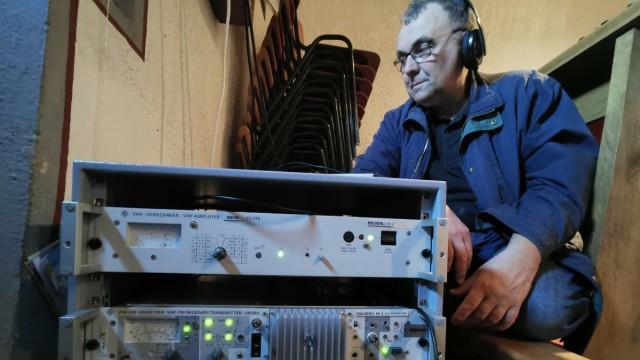 Christian Milling vom Ahrtalradio