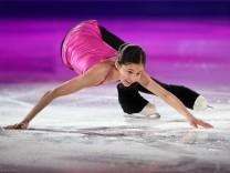 Alysa LIU form USA, during the Exhibition Gala at the ISU World Junior Figure skating, Eiskunstlauf Championships 2020 a