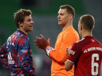 SpVgg Greuther Fürth - Bayern München