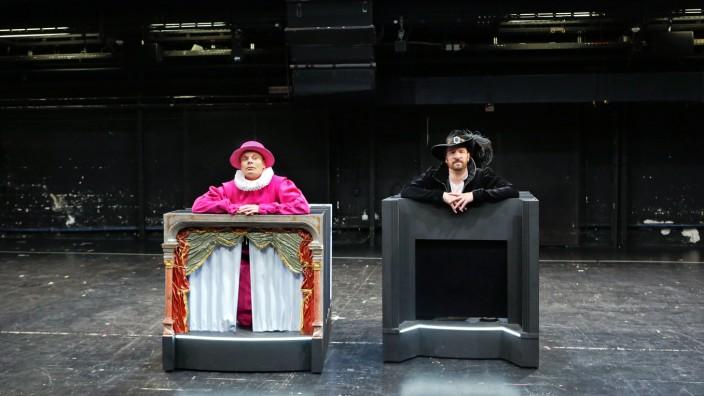 Residenztheater Cyrano de Bergerac