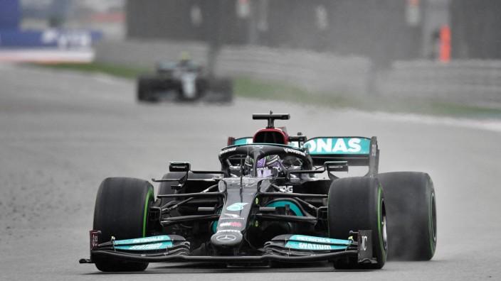 Formel 1 in Sotschi: Gewinner des Tages: Lewis Hamilton