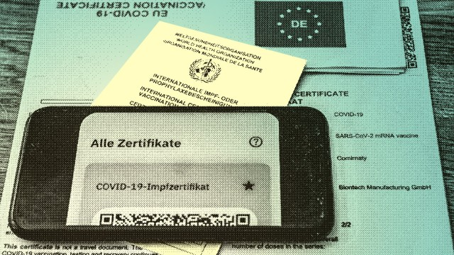 Coronavirus - Digitaler Impfnachweis