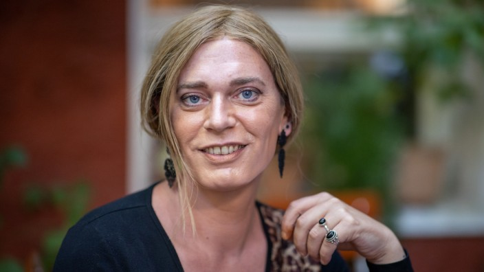 Bundestagskandidatin Tessa Ganserer