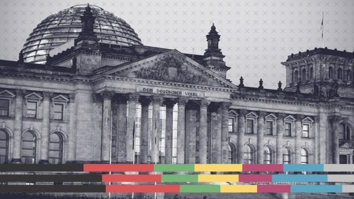Bundestagswahl: Die Bundestagswahl führt in unterschiedlichen sozialen Gruppen zu verschiedensten Ergebnissen.
