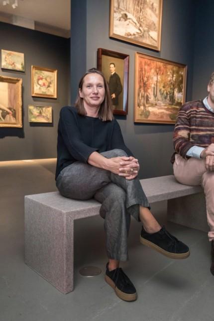 Starnberg: Der Kunsthistorikerin Katja Sebald ist es gelungen, die Originale für die Öffentlichkeit zugänglich zu machen.