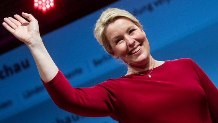 Wahl zum Abgeordnetenhaus - SPD Wahlparty