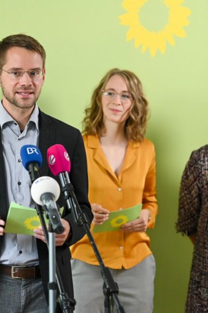 Nach der Bundestagswahl - Grüne in Bayern