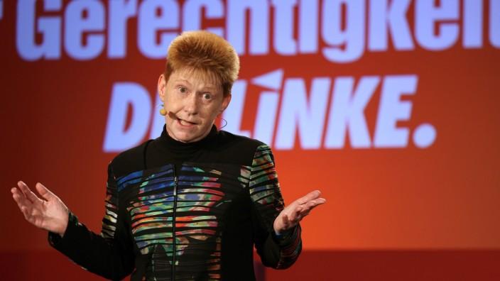 Bundestagswahl - Wahlparty Die Linke