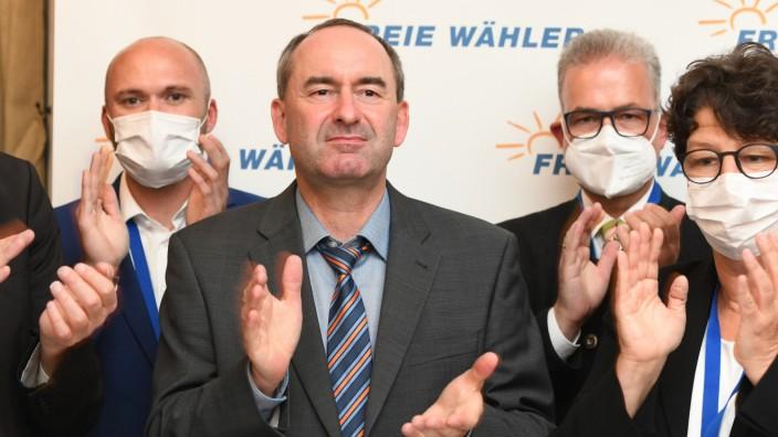 Bundestagswahl - Wahlparty Freie Wähler