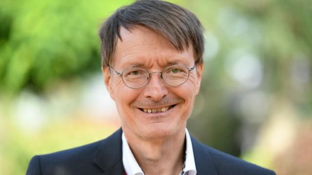SPD-Fraktion: Der Omnipräsente: Karl Lauterbach holte eines der besten SPD-Ergebnisse.