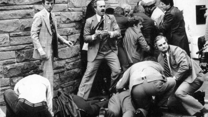 Attentat auf Ronald Reagan, 1981