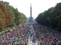 Marathon: Bange Blicke in die Zukunft