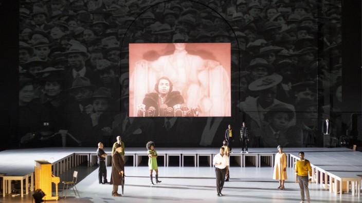 LA MONNAIE BRÜSSEL: THE TIME OF OUR SINGING