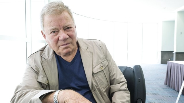 June 23, 2019 - Los Angeles, CA, USA - Actor William Shatner and Star Trek star and icon. A+E Networks & Mischief Manag