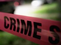 USA: Zahl der Fälle von Mord- und Totschlag sind extrem gestiegen