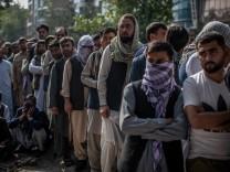 Wirtschaft: Afghanistan vor dem Kollaps