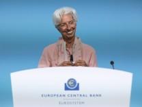 Geldpolitik: Lagarde glaubt an kurzzeitige Inflation