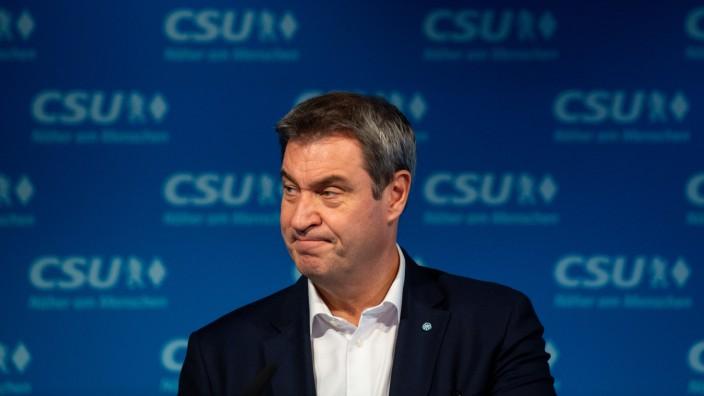 Nach der Bundestagswahl - CSU