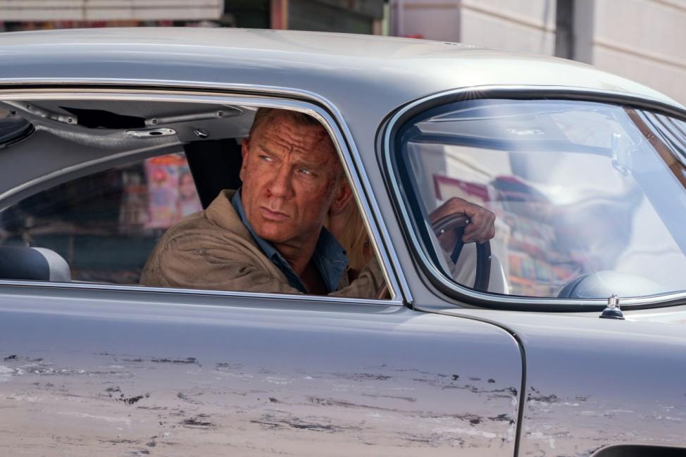 James Bond 007 Keine Zeit zu sterben / No Time To Die
