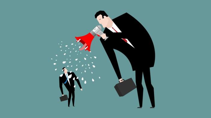 Gefühle am Arbeitsplatz: Gefühlsausbrüche stören das Klima am Arbeitsplatz. Wer sie jedoch als Signal versteht, kann tiefer liegende Konflikte bearbeiten.