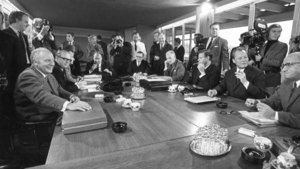Dritte Runde der Koalitionsgespräche zwischen SPD und FDP