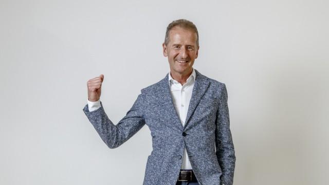 VW Vorstandschef Herbert Diess