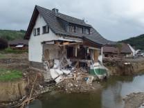 Nach Flut im Ahrtal: Fast alle zerstörten Häuser dürfen aufgebaut werden