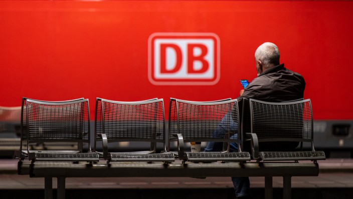 Lokführer-Streik im Personenverkehr · Bayern