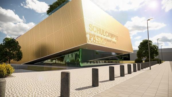Schulcampus Schererplatz Pasing Vision des Elterbeirat der Grundschule am Schererplatz