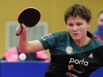 Tischtennis: Pokal-Wettbewerb der Frauen, Finalturnier