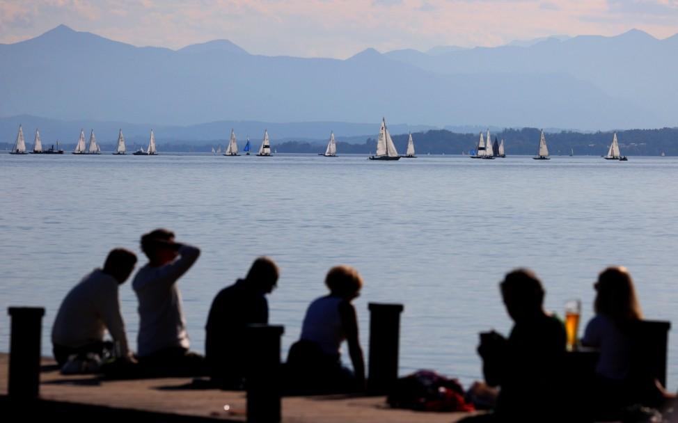 Sommerfeeling am Starnberger See